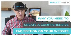 Why You Need to Create a Comprehensive FAQ Section on Your Website