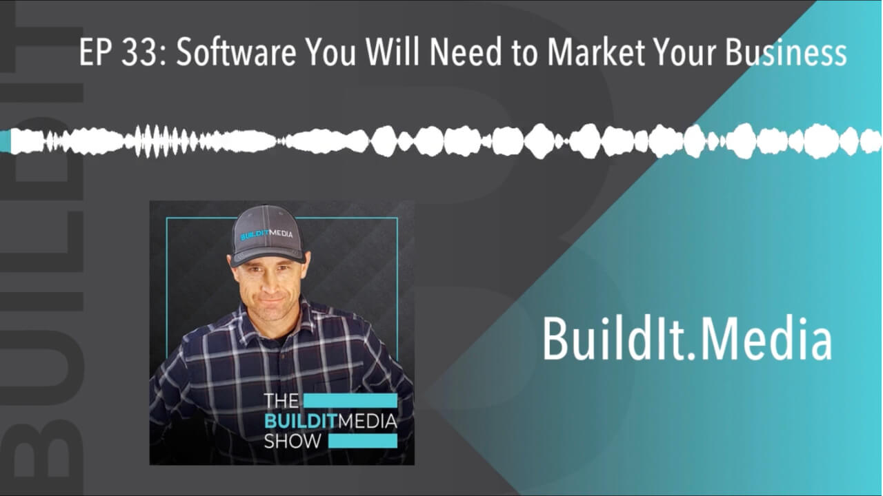 EP 33 Software You Will Need to Market Your Business