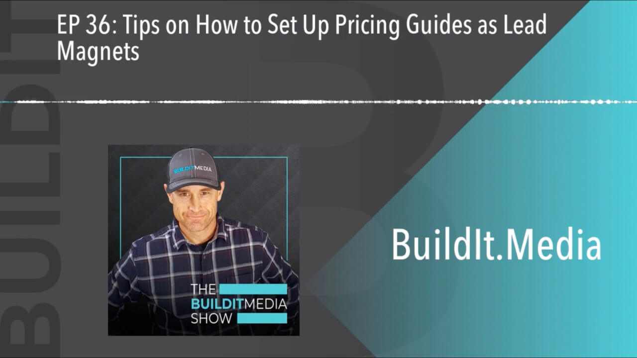 Tips on How to Set Up Pricing Guide as Lead Magnets